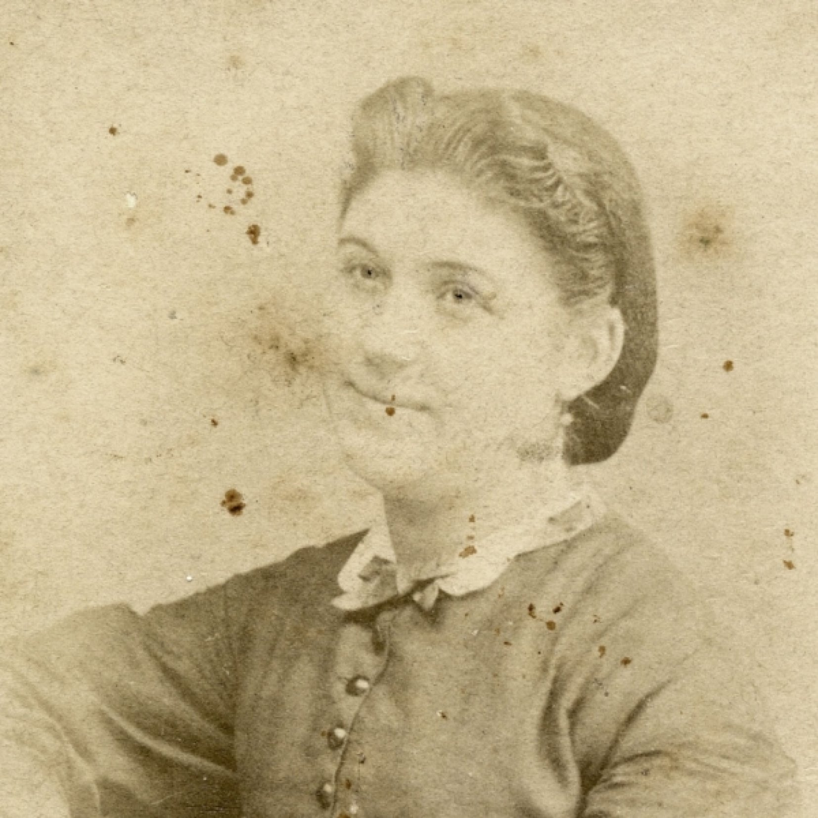 Wilhelmina Elisabeth Drucker, oud 17 jaar