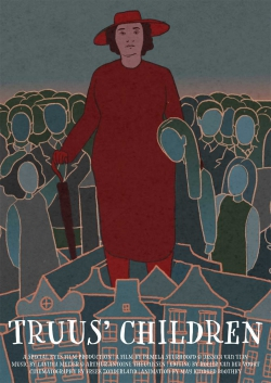 Affiche van de film Truus' Children (naar de animaties van May Kindred Boothby)