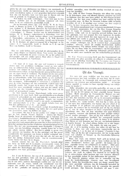 Evolutie, 10 juni 1896 [fragment]