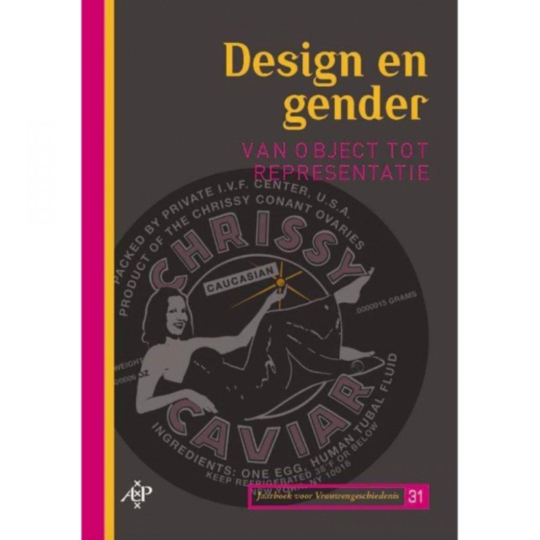 Design en gender 2011