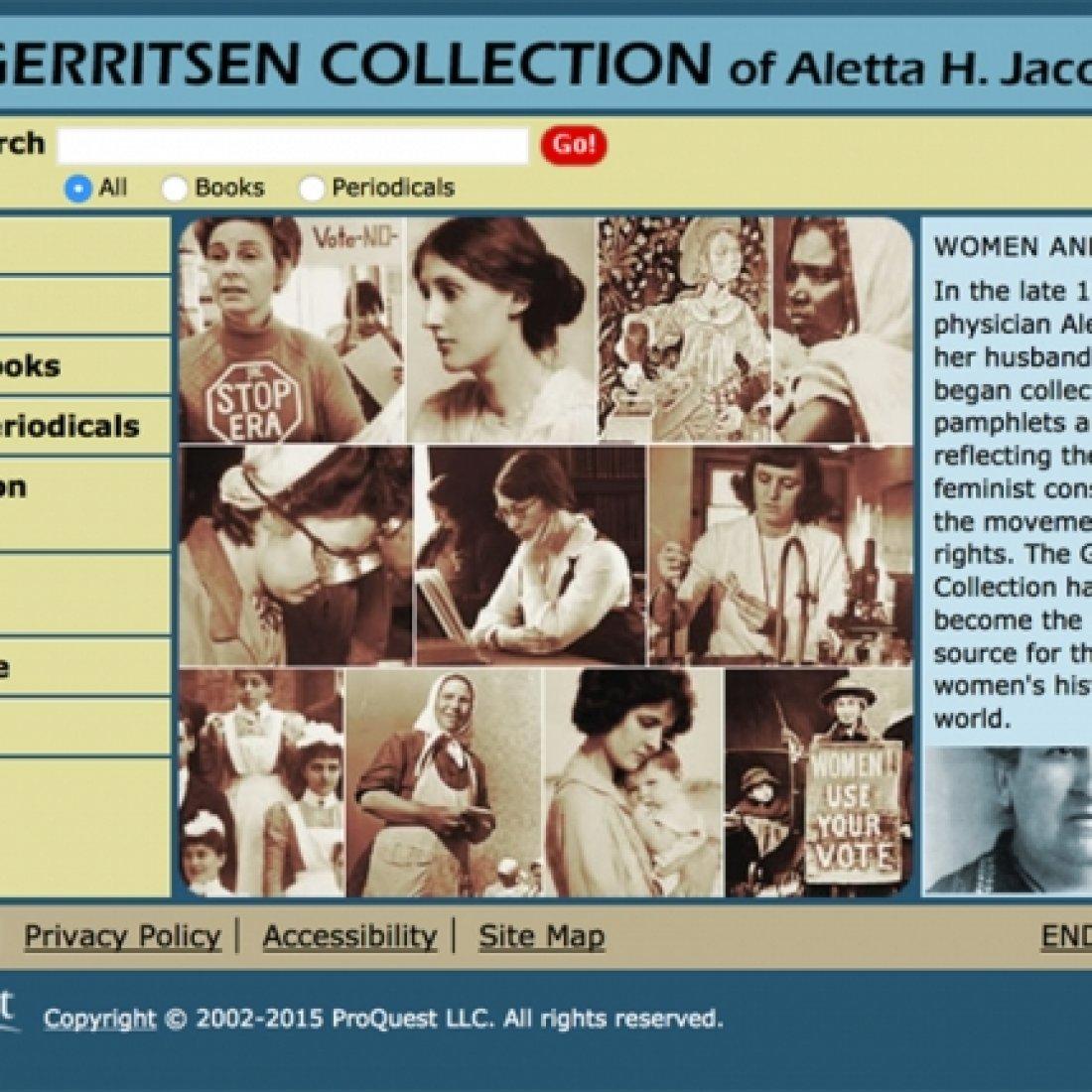 The Gerritsen Collection in Atria 2008